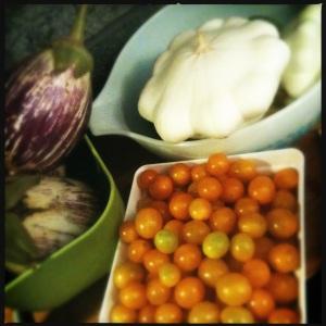 misc veggies